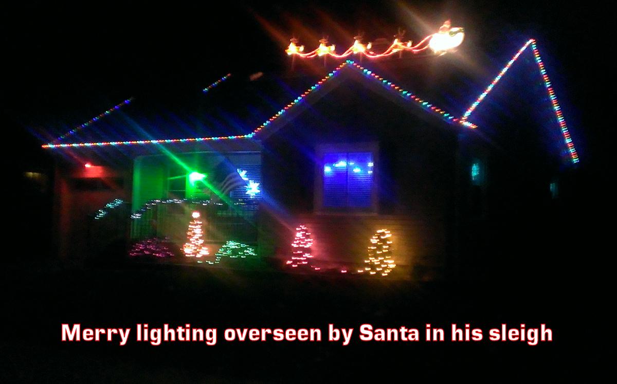 Merry Brite Christmas Lights